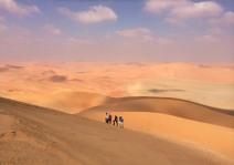 il deserto di Jakko